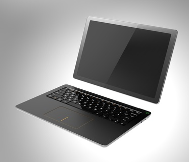 Convertible Tablet mit Tastatur